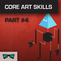 Core Art Skills: Part 4, Working in Traditional 3D