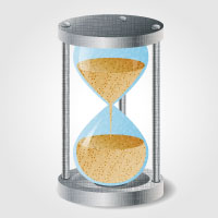 How to Create an Hourglass Icon in About an Hour